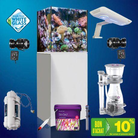 Aquarium Aqua Medic Xenia 65 blanc complet clé en main