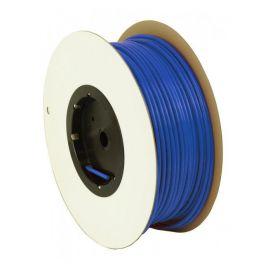 "Tubing 1/4"" bleu en polyéthylène"