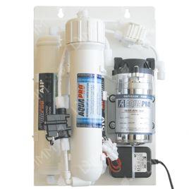 Osmoseur Aquariopure 200 GPD (755 L/j) avec pompe booster