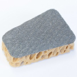 Dennerle Cleanator glass cleaning sponge
