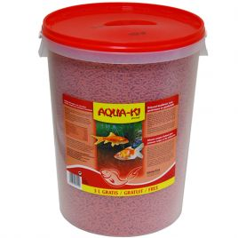 Aqua-Ki sticks 25 litresRouge