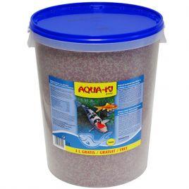 Aqua-Ki granulés 25 litres Bleu 3mm
