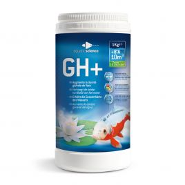 Aquatic Science NEO GH+ 1kg (1 Kg augmente 40 m³ de 1 à 2°)