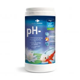 Aquatic Science NEO pH- 1kg (1 mesurette/m³ diminue de 1-2 unités)