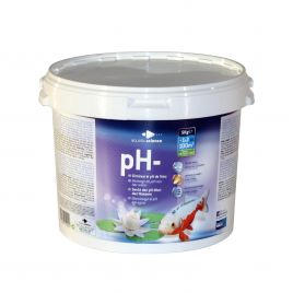 Aquatic Science NEO pH- 5kg (1 mesurette/m³ diminue de 1-2 unités)