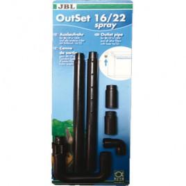 JBL OutSet spray 16/22 (CP e1500) (sortie)