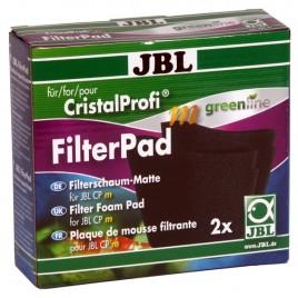 JBL Cristalprofi M greenline filter pad x 2