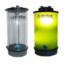 PhytoBreeder 250 Réacteur à plancton avec agitateur magnétique, connectiques, unité d'éclairage, + PhytoStart + PhytoFood