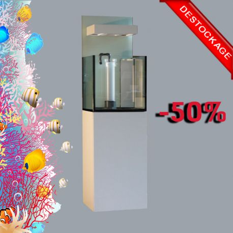 Aquarium Atelier de Marianne Cubic Reef® modele 50