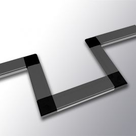 D-D TC Flexico Jumpguard Flexible Cut-out set