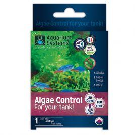 Aquarium Systems program Algae Control eau douce