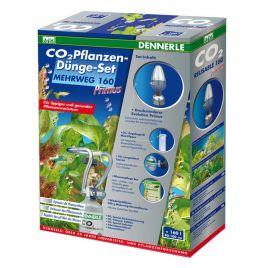Dennerle set CO2 de fertilisation des plantes REUTILISABLE 160 Primusdennerle Comfort-Line CO²