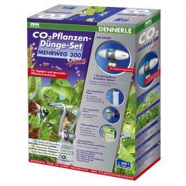 Dennerle set CO2 de fertilisation des plantes REUTILISABLE 300 Space