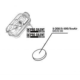 Feutrine de rechange pour ProSilent 200/500