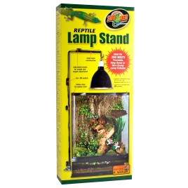 zoomed support repti lamp stand GM