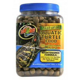 zoomed nour. natural aquatic turtle 215g