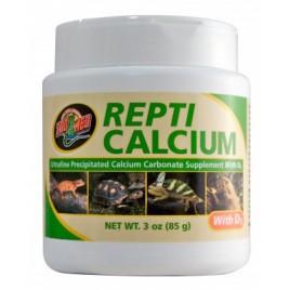 zoomed repti calcium avec d3 85grs