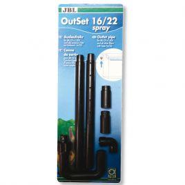 JBL OutSet spray 16/22 pour filtre 1501/2