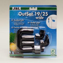 JBL OutSet wide 19/27 pour filtres e1901/1902