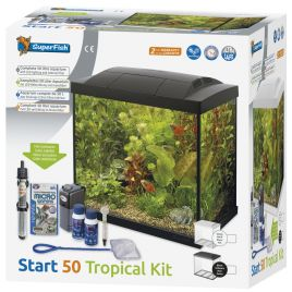 Superfish Aquarium Start 50 noir