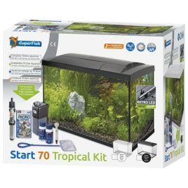 Superfish Aquarium Start 70 blanc