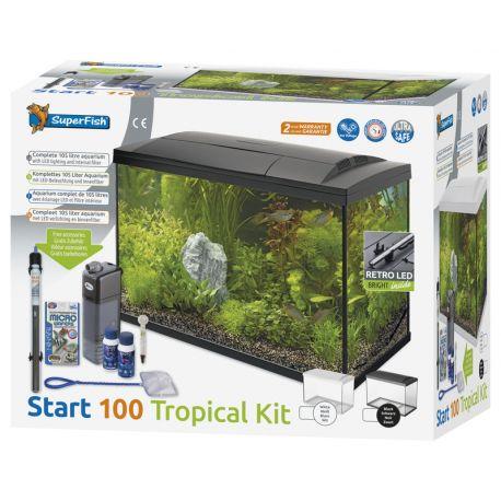 Superfish Aquarium Start 100 blanc