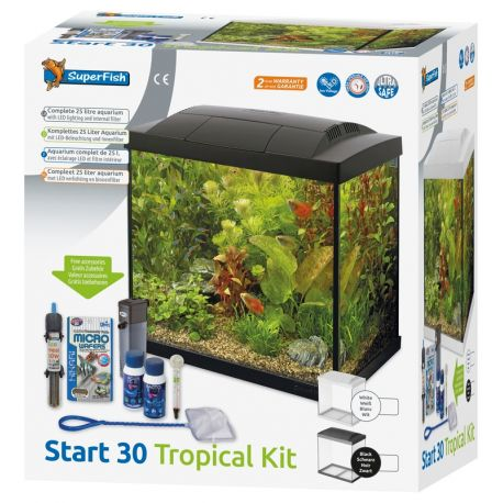 Superfish Aquarium Start 30 blanc