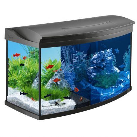 Kit aquarium complet Tetra AquaArt Evolution Line LED 100 L