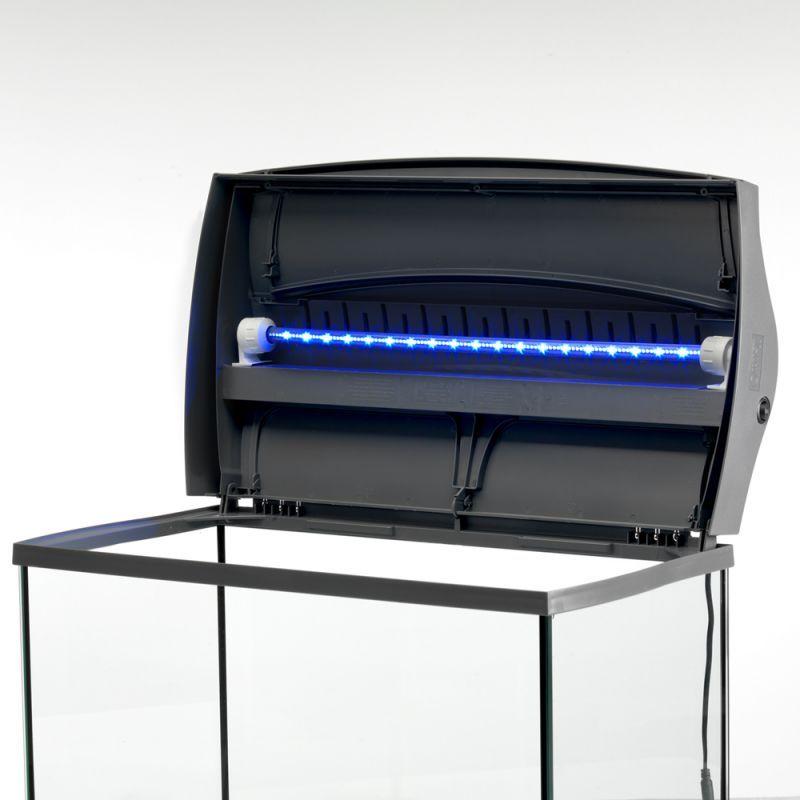 kit complet aquarium tetra aquaart led 60 l. Black Bedroom Furniture Sets. Home Design Ideas