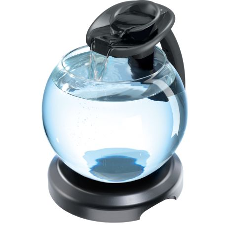 Tetra Duo Waterfall Globe Black Edition