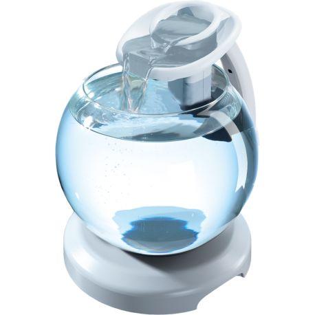 Tetra Duo Waterfall Globe White Edition