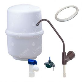 Kit robinet pour osmoseur Aqua Medic platinium