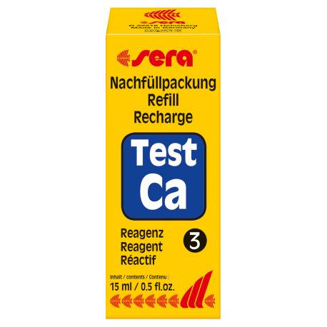 Sera Test Ca recharge 15ml