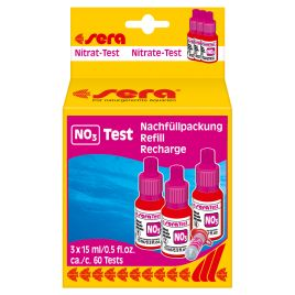 Sera test nitrates (NO3) recharge