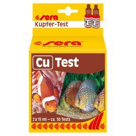 Sera test cuivre (Cu)