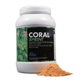 Fauna Marin coral Sprint 2000ml can - aliment spécial pour coraux SPS, LPS et NPS