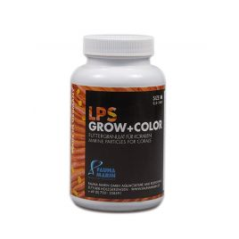 Fauna Marin LPS Grow et Color L 250 ml peuvent nourrir des granulés pour tous les coraux LPS et Azoo