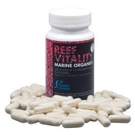 Fauna Marin Reef Vitality Composant marin, accélérateur de croissance et amplificateur de couleur à 60 gélules