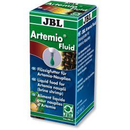JBL ArtemioFluid 50ml aliment complet pour crustacés