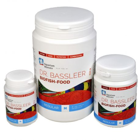 Dr.Bassleer Biofish Food regular XL 68g