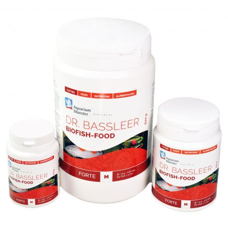Dr.Bassleer Biofish Food forte XL 6,8kg