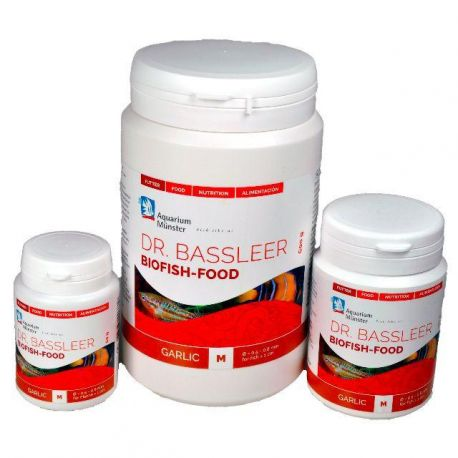 Dr.Bassleer Biofish Food garlic L 600g