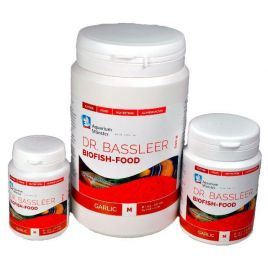 Dr.Bassleer Biofish Food garlic XL 170g