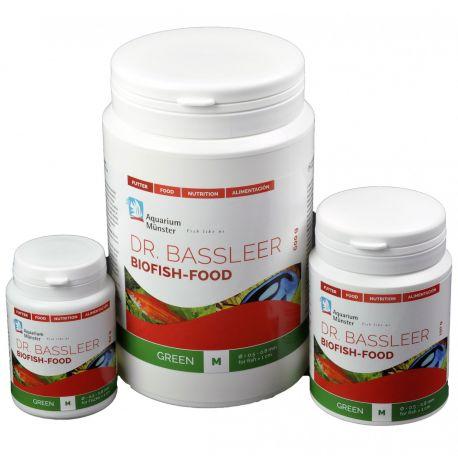 Dr.Bassleer Biofish Food green M 150g
