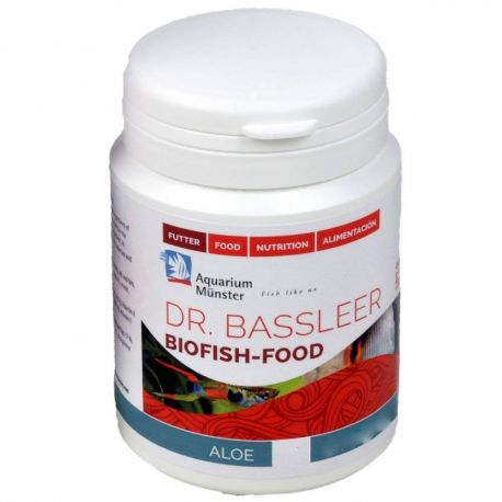 Dr.Bassleer Biofish Food aloe vera L 150g