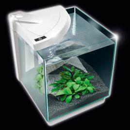 NeWa More® aquarium NM0 20 blanc 18l