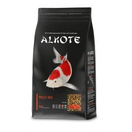 ALKOTE Multi Mix  (MM) spiruline weatgerm et paprika intensifie les couleurs 6mm 7.5kg