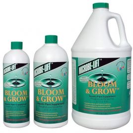 Microbe-Lift BLOOM et GROW supplement pour plantes aquatiques 1 litre