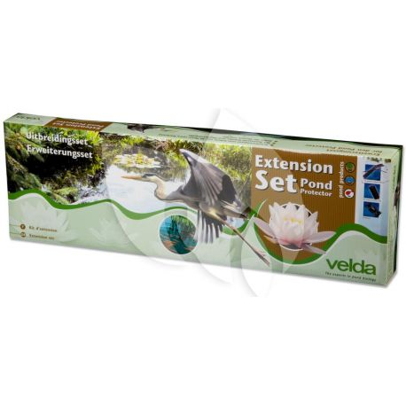 VELDA extension pond protector kit d'extension comportant 80m de fil électrique