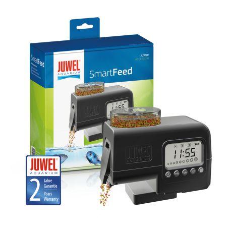 Juwel Smartfeed distributeur automatique permettant de donner deux types d'aliments